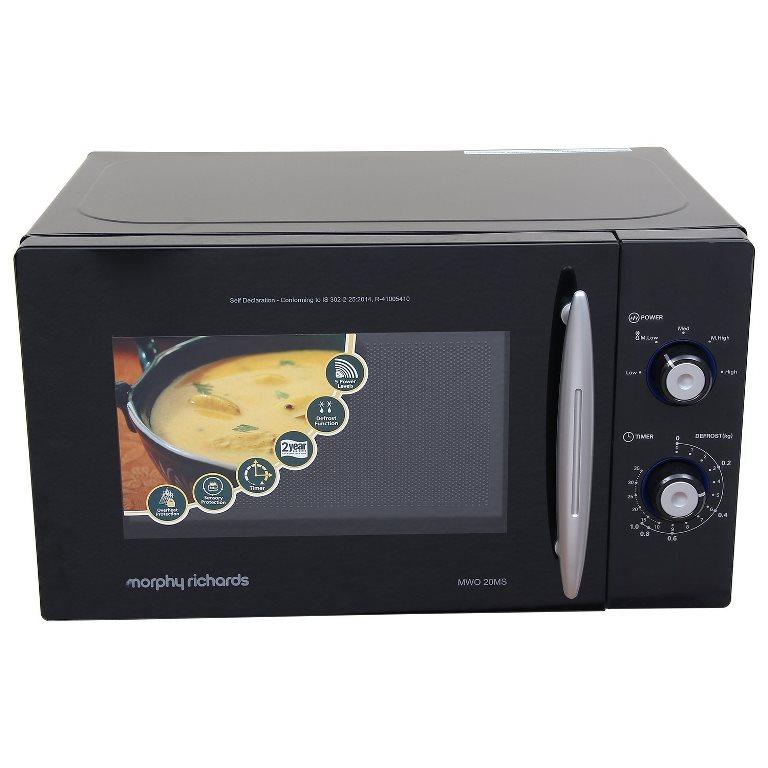 Le tipologie di forno a microonde